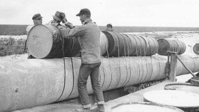 marine pipe